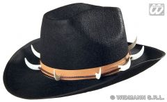 Black Dandy Cowboy Hat